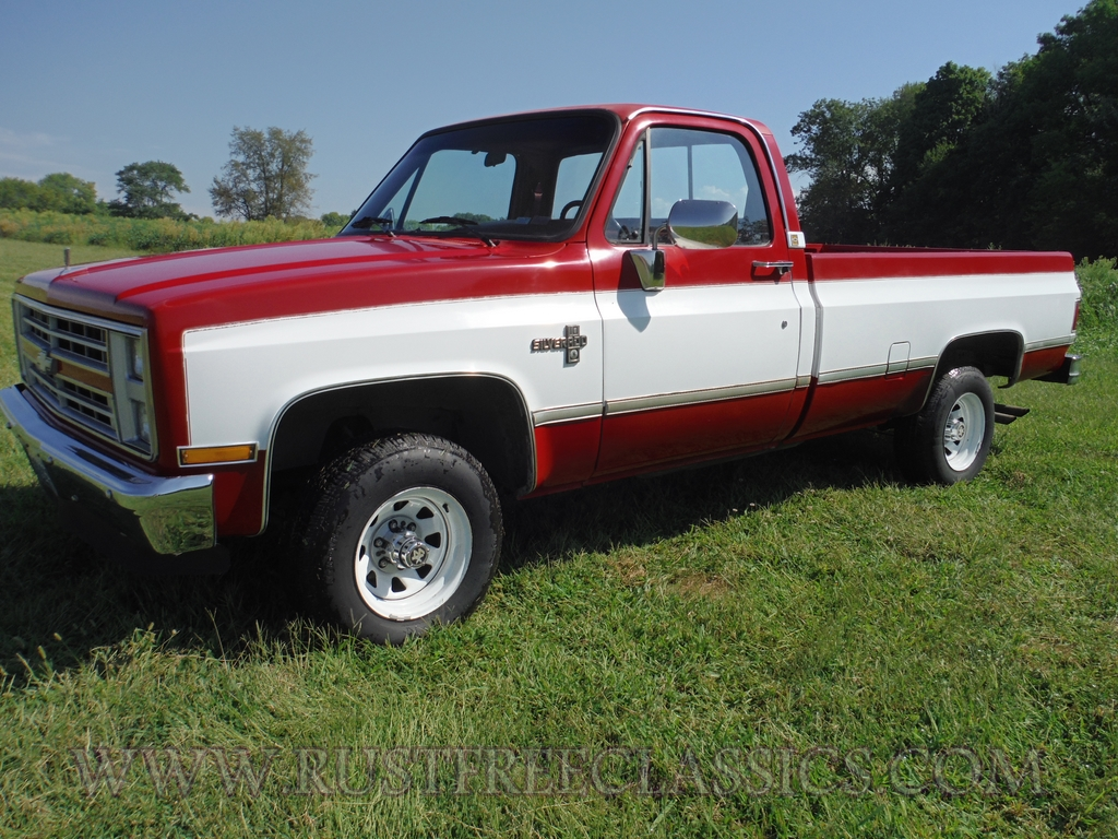 1987 Chevy 30 Dually 4spd 2wd 454 Reg Cab Long Bed W